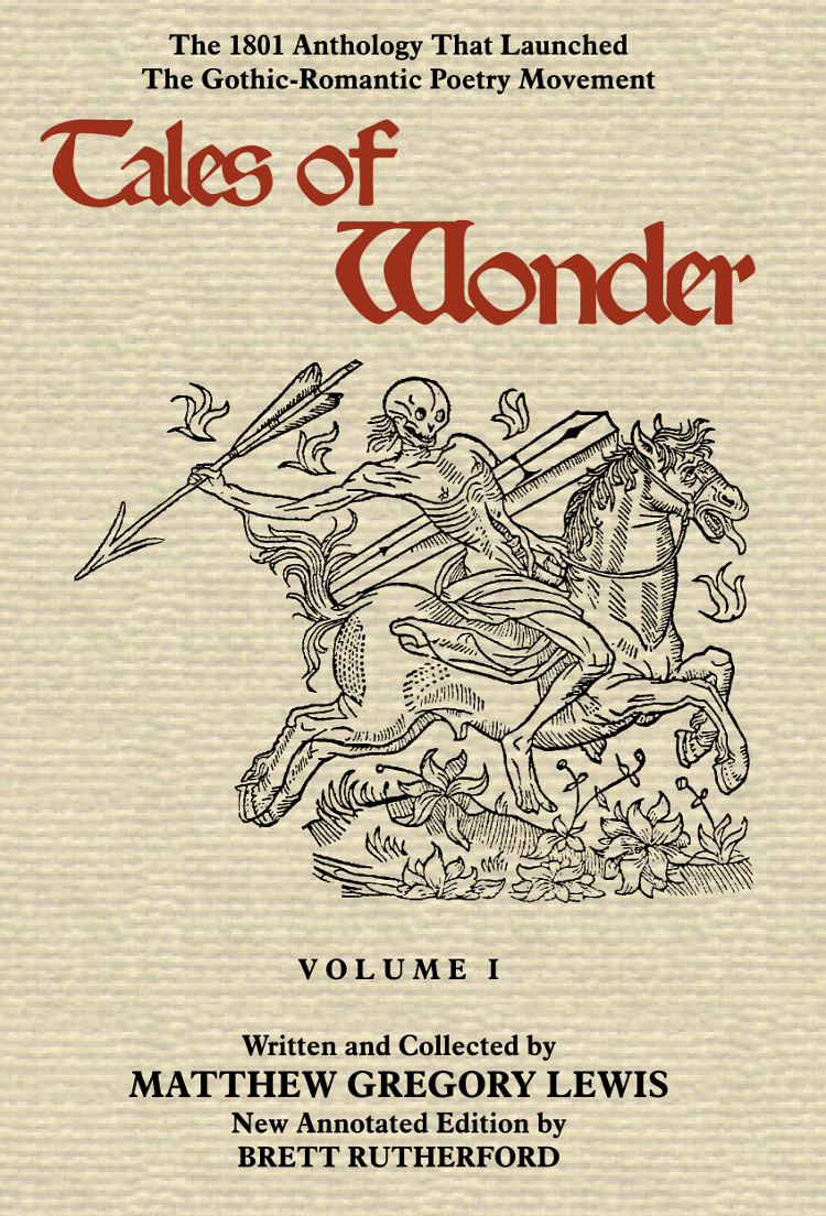 Tales of Wonder Cover